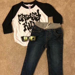 Rebel classic outfit